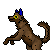 My New Icon by IntelligentWolf