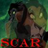 Scar Avatar by IntelligentWolf