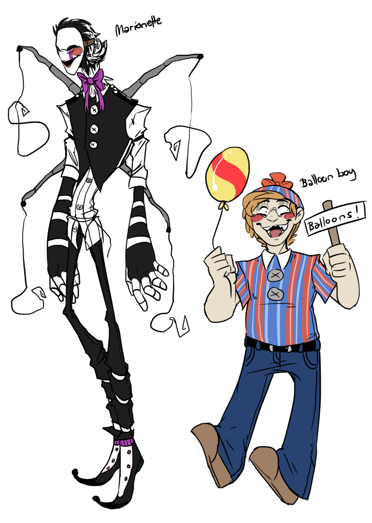 Balloon boy fnaf tumblr pictures
