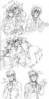 Random Drawings tumblr