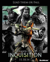 Dragon Age Inquisition Poster Contest by mpcreates