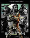 Dragon Age Inquisition Poster Contest