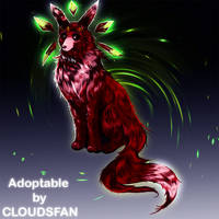 Adopt creature #15( OPEN ) by Cloudsfan