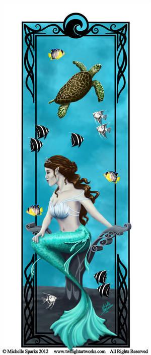Water Elemental: The Sea Queen
