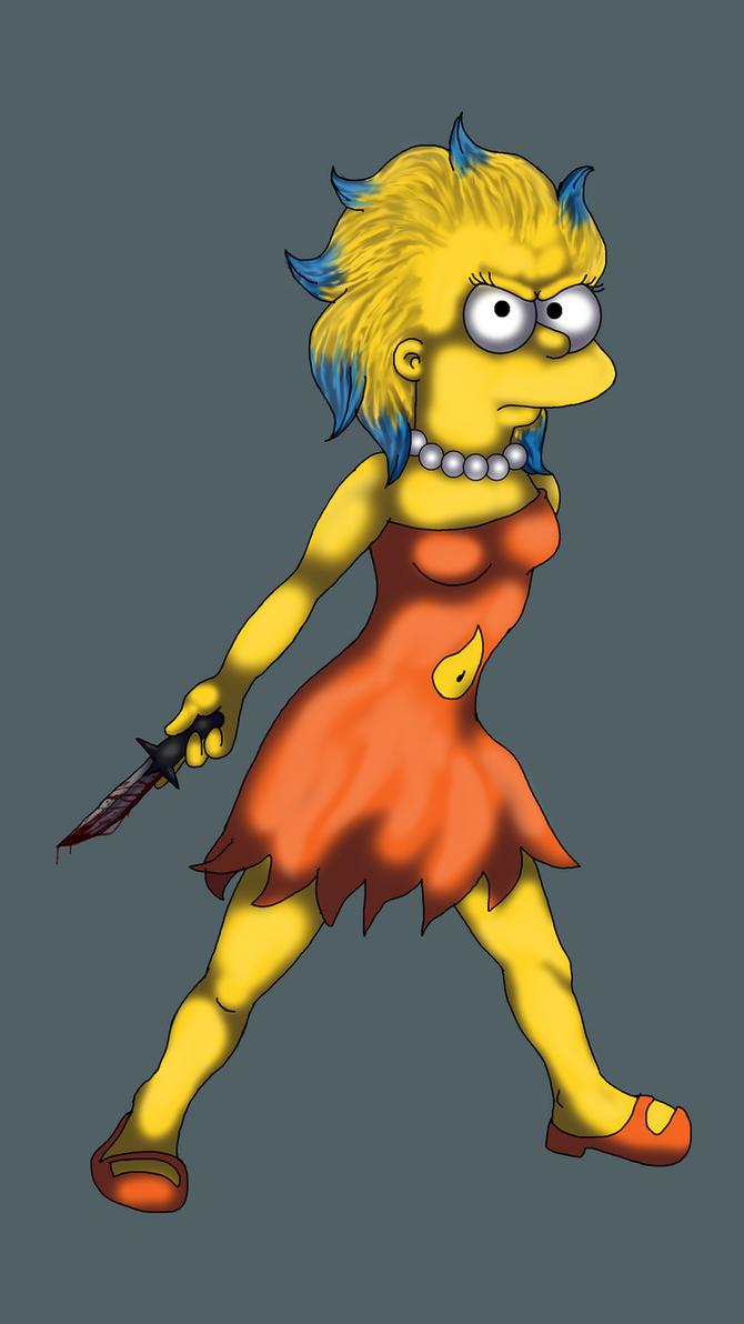 Lisa Marie Muntz by cyngawolf