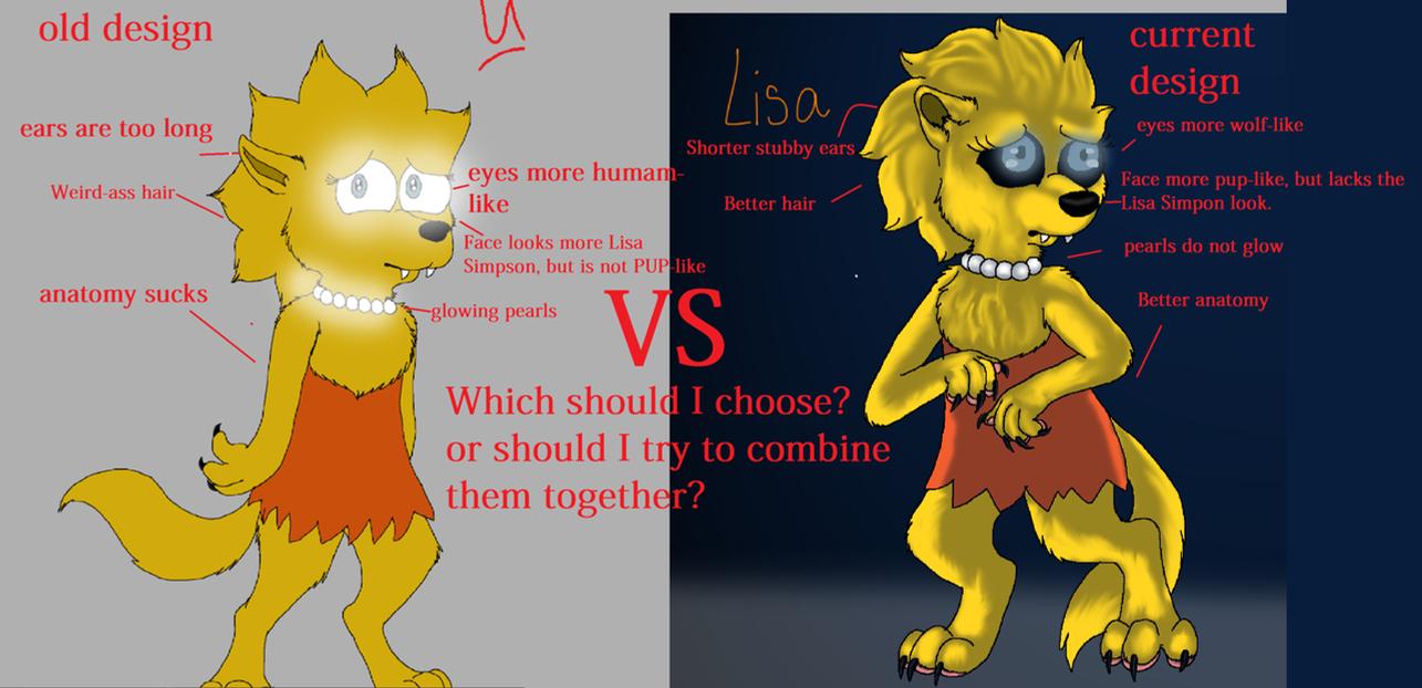 Which Desighn should I choose by cyngawolf