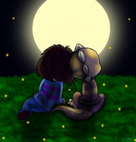 Moonlight by cyngawolf