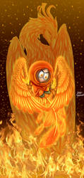 PD Phoenix Kenny by cyngawolf