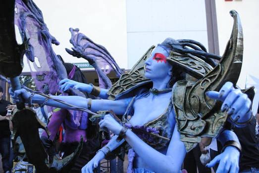 Lady Vashj cosplay