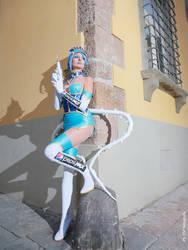 Blue Rose  cosplay