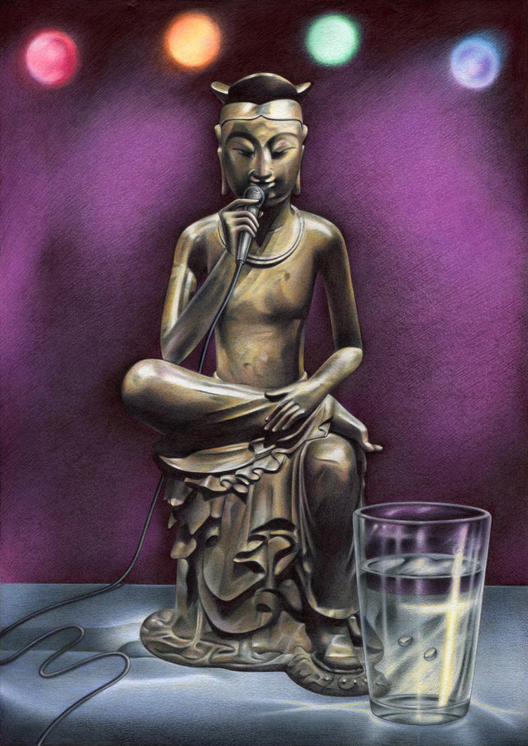 Maitreya 2017 by Senzar