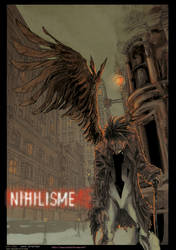 Nihilisme -Page 0- cover by Springouille