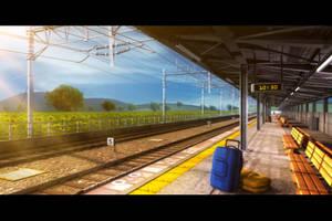 Arrival - Departure by owen-c