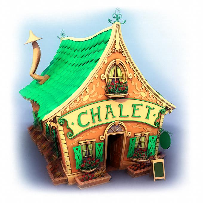 Chalet by owen-c