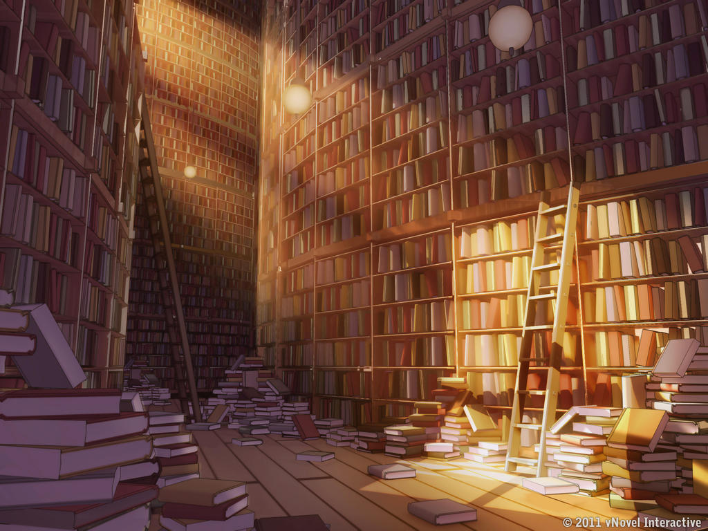 The Library of Babel by owen-c on DeviantArt