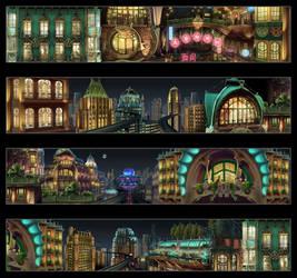 Funktion Beirut - City Light by owen-c