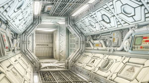 Galactus IV - interior