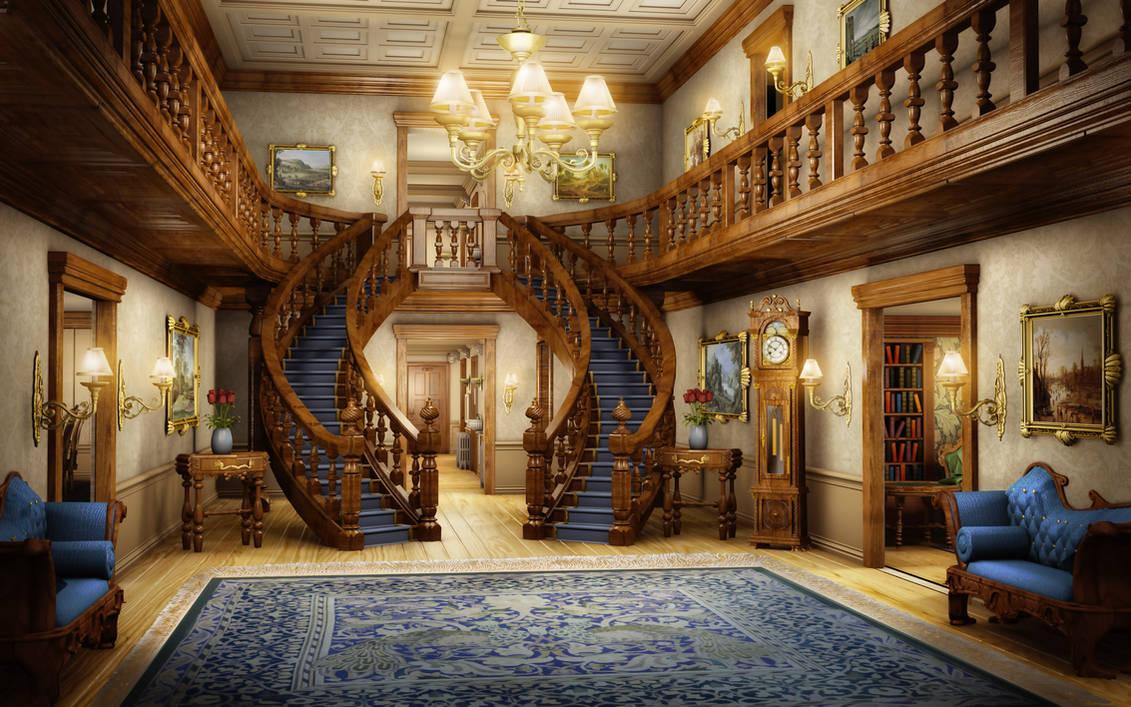 EH Foyer by owen-c