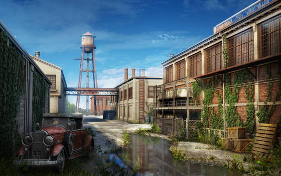 Industrial District (EH)