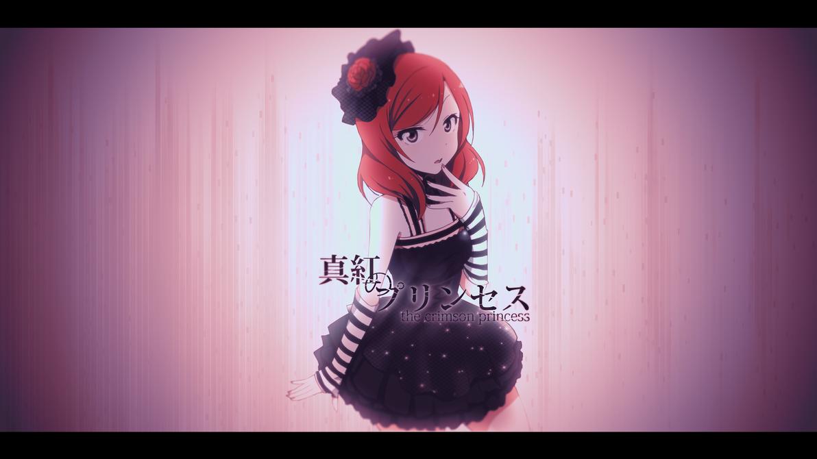 The Crimson Princess by Clockwork65