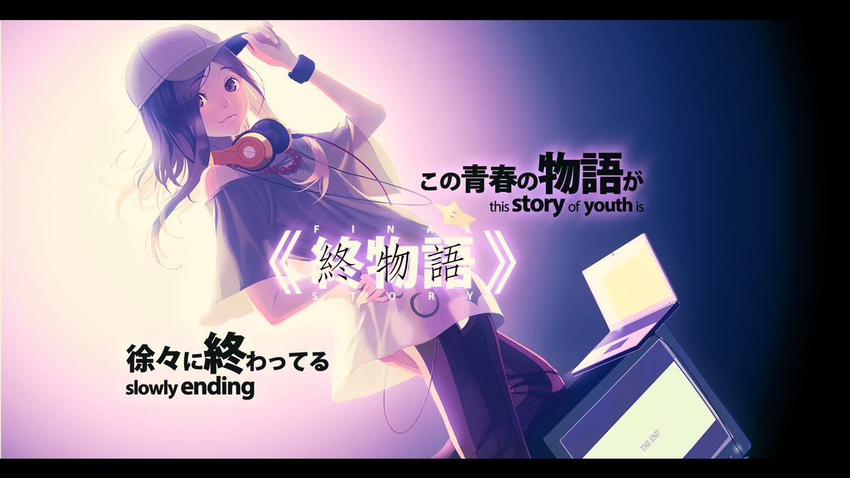 Owarimonogatari by Clockwork65
