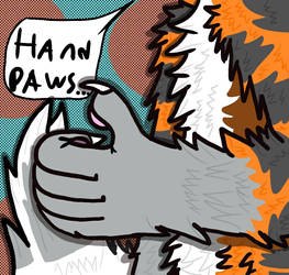 hand paws by jarpg360