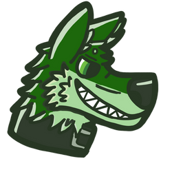 Wolf Logo by jarpg360