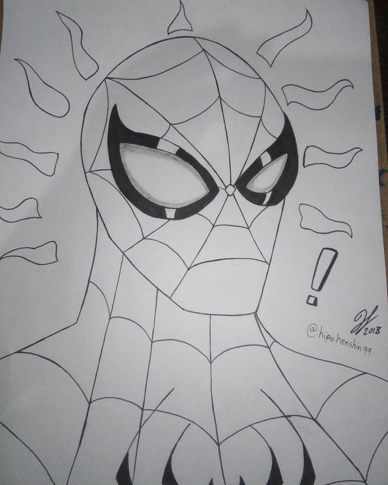 Spiderman - Spidey sense by PandaKillerGao