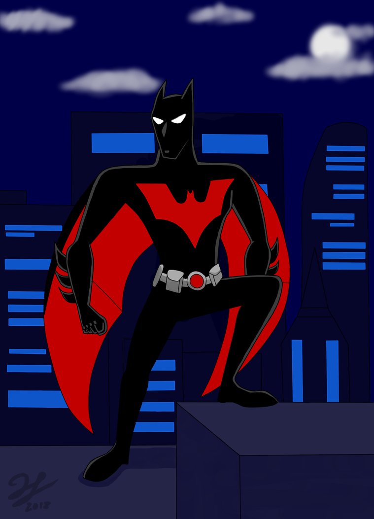 Batman Beyond - Reupload by PandaKillerGao