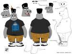 Henry The Hippopotamus - Design