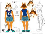 Selina The Fox - Design