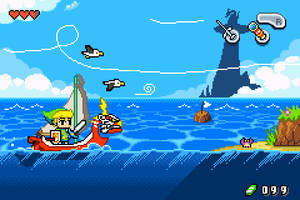 Wind Waker GBA Demake by FrootsyCollins