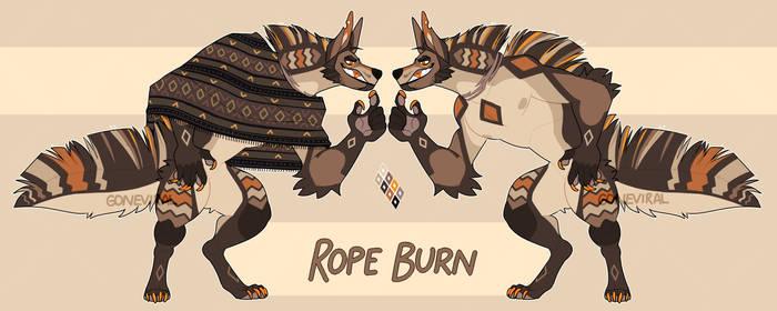 ADVENT :: Rope Burn