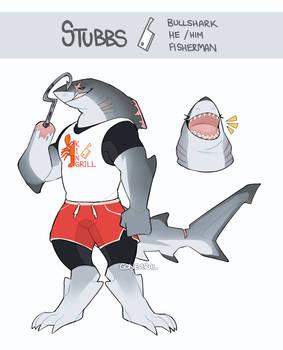 [OC] Stubbs