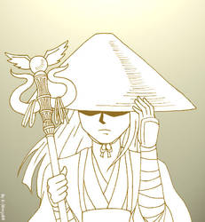 The Ancient by K-Shinju88