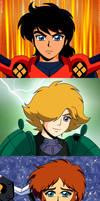 Ronin Warriors- 'Armor Power'