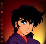Ronin Warriors- 'Red Ryo'