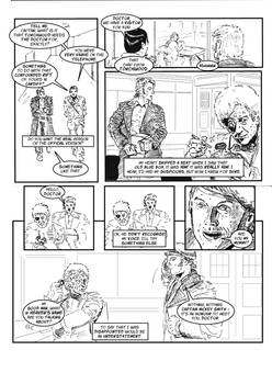 Oh Doctor! My Doctor? page 2