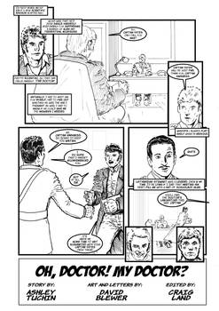 Oh Doctor! My Doctor? page 1