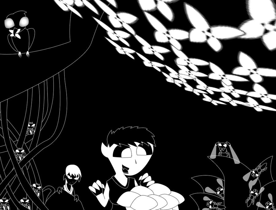 Shroud of Light by ranasan