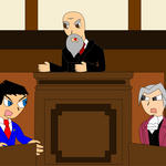 Courtroom Argument by ranasan