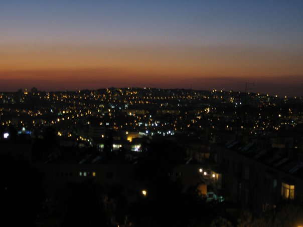 Jerusalem View by groundhog22