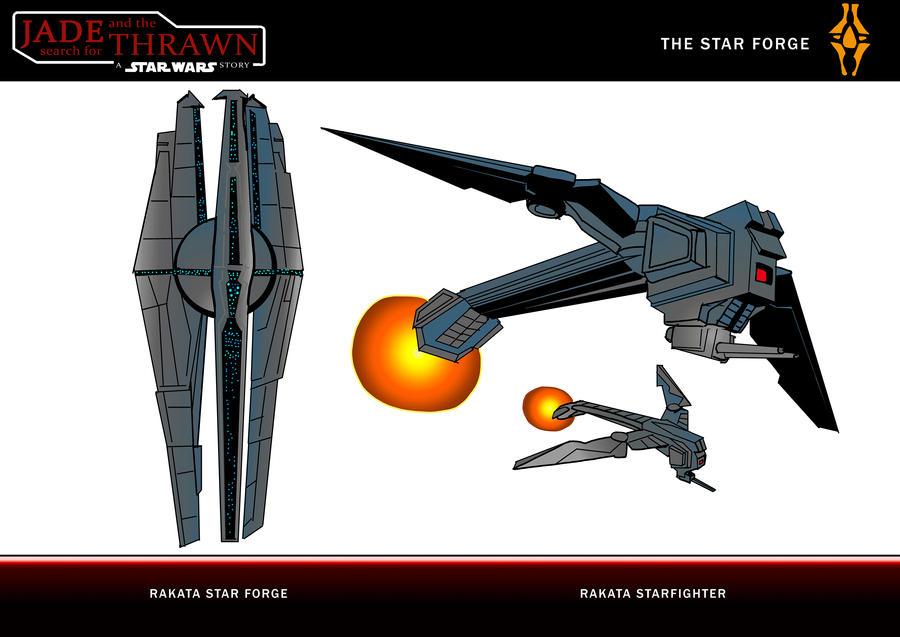 The Star Forge by Jarol-Tilap on DeviantArt