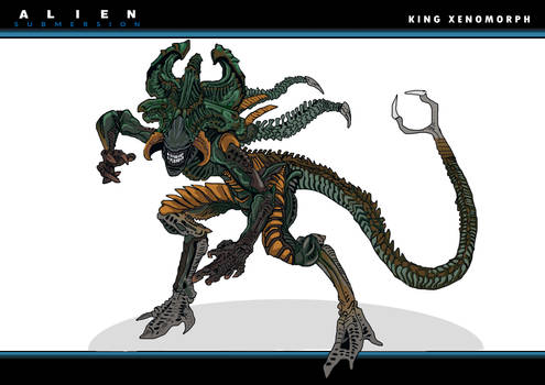 King Xenomorph