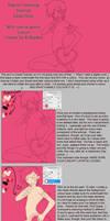 Digital Colouring Tutorial by ZaidaCrescent