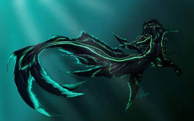 Mer-Azrael by ZaidaCrescent