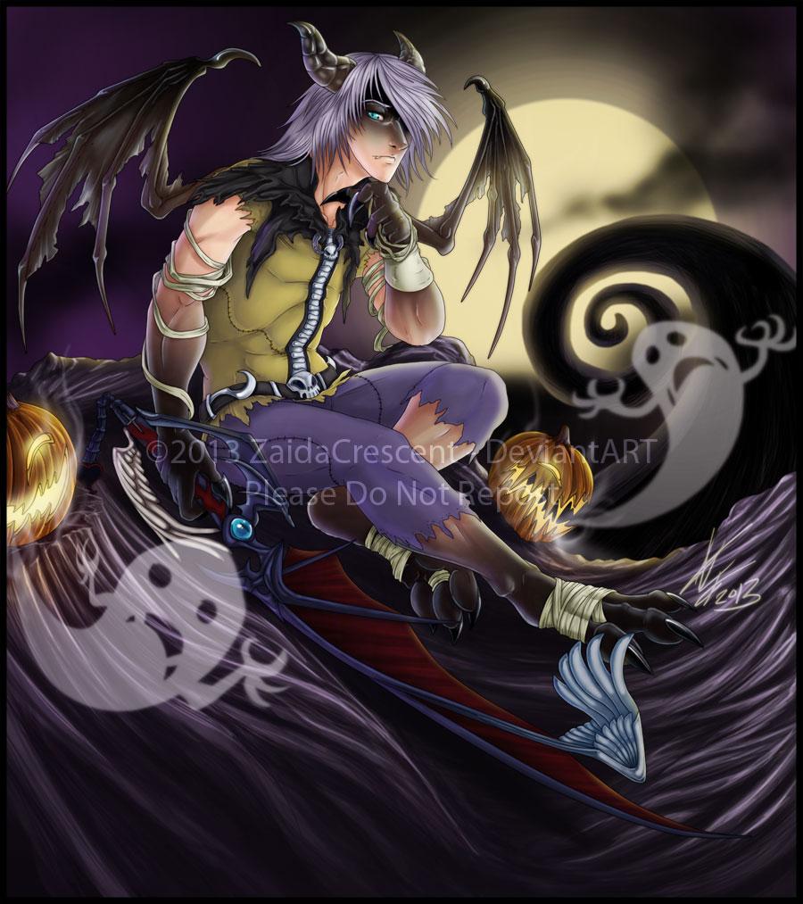 halloween town by zaidacrescent halloween town by zaidacrescent - Roxas Halloween Town