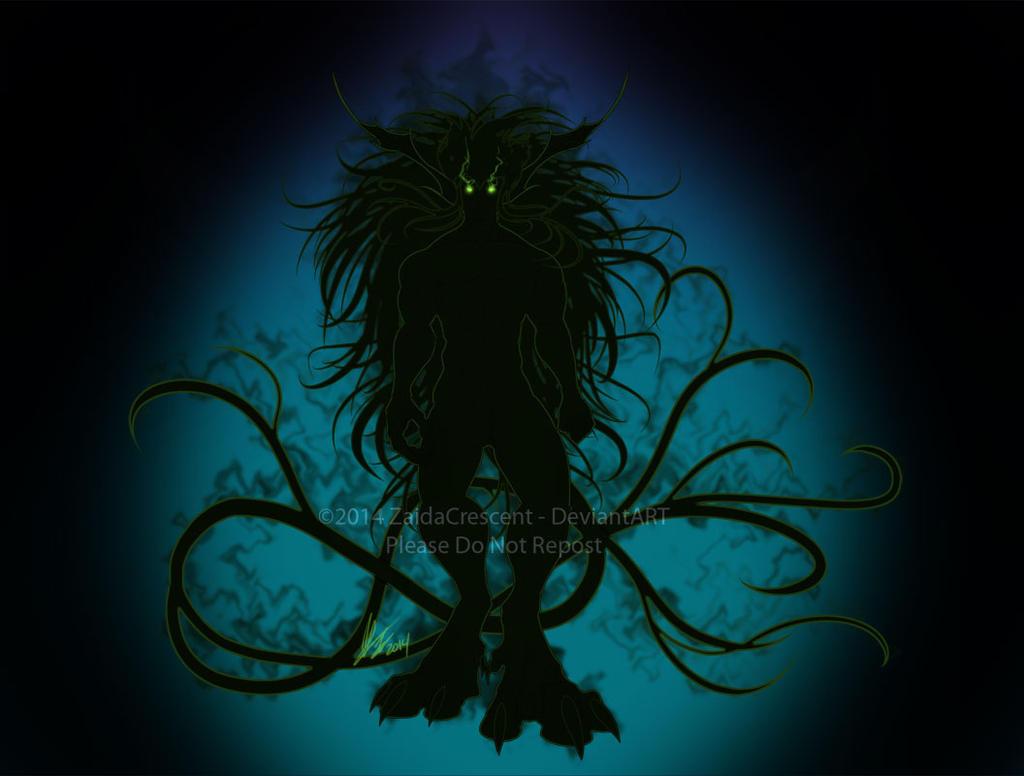 Thrae'skliith Awoken by ZaidaCrescent