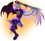 Dark Dream Eater by ZaidaCrescent