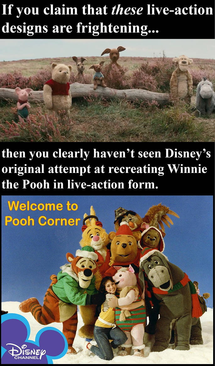 Live Action Winnie The Pooh Meme By Ezmanify On Deviantart
